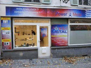 dépannage rideau métallique paris