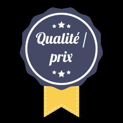 rapport qualité prix
