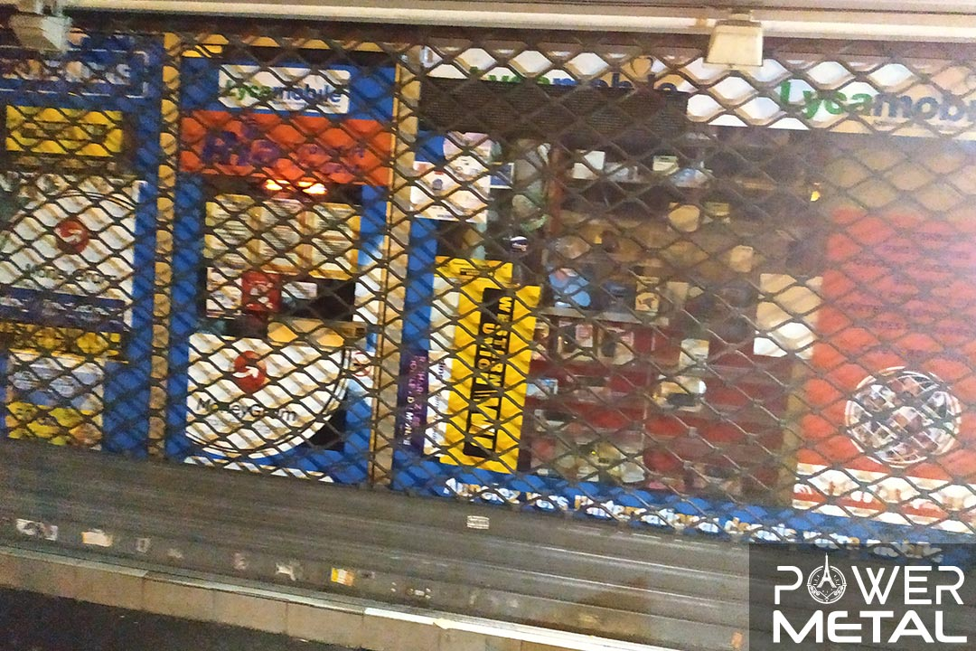 depannage rideau metallique paris 17