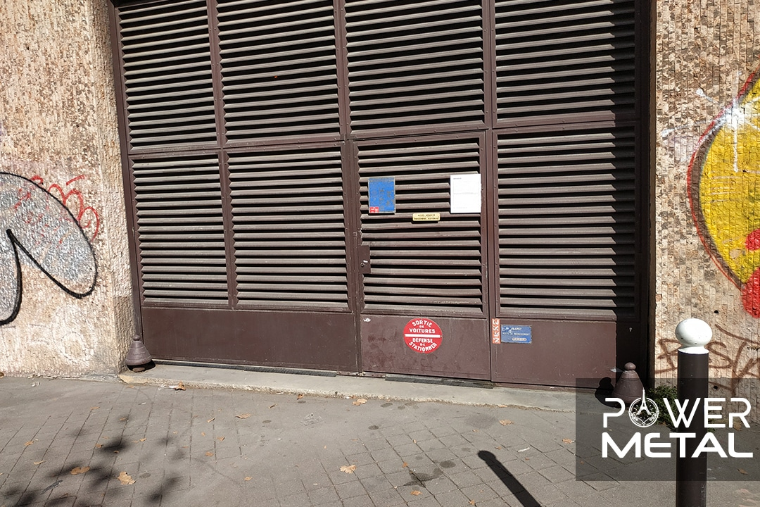 depannage grille de securite Paris